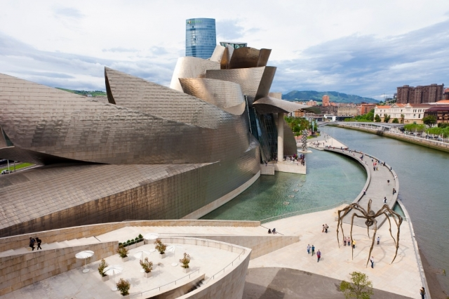 Museo Guggenheim - Pedre/iStock