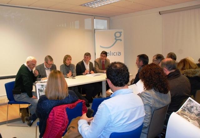 Nava Castro, directora de Turismo de Galicia, presenta el plan de inversión | Xunta de Galicia