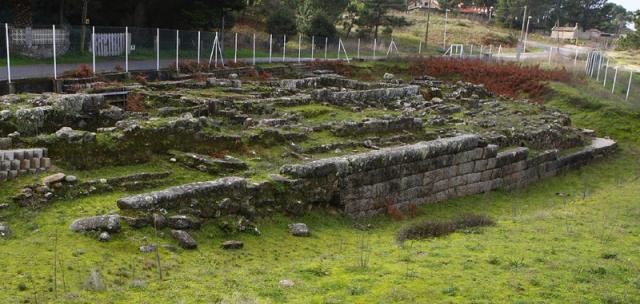 Necrópolis de Adro Vello. Fotografía: Manuel Marras
