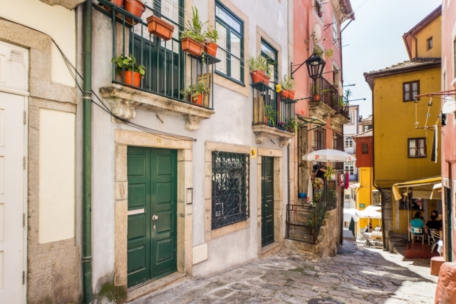 Oporto - DianaRui/iStock