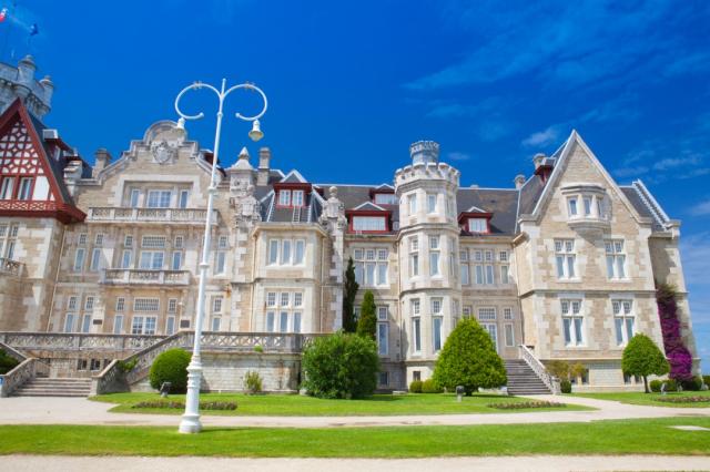 Palacio de la Magdalena - CaptureLight/iStock