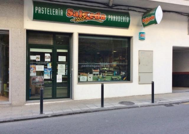 Panadería Pastelería Salceda ©Street View