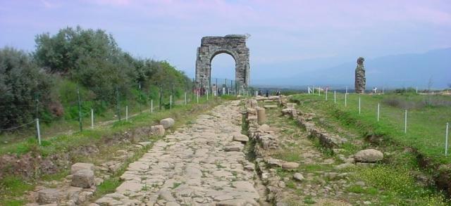 Path of the Ruta de la Plata