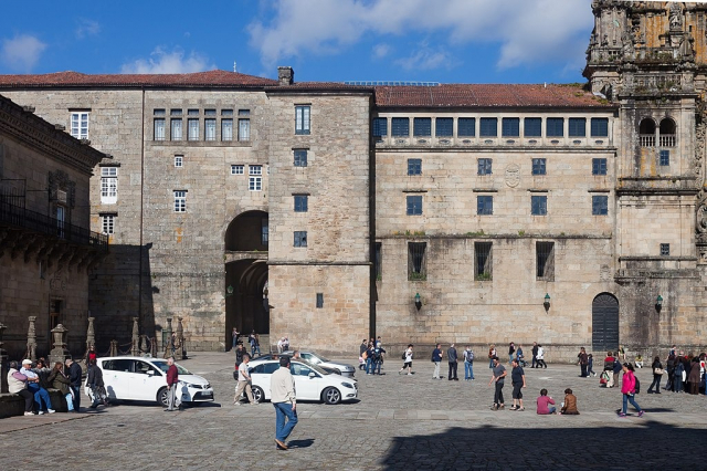 Pazo de Xelmírez - Luis Miguel Bugallo Sánchez (Lmbuga) Wikicommons