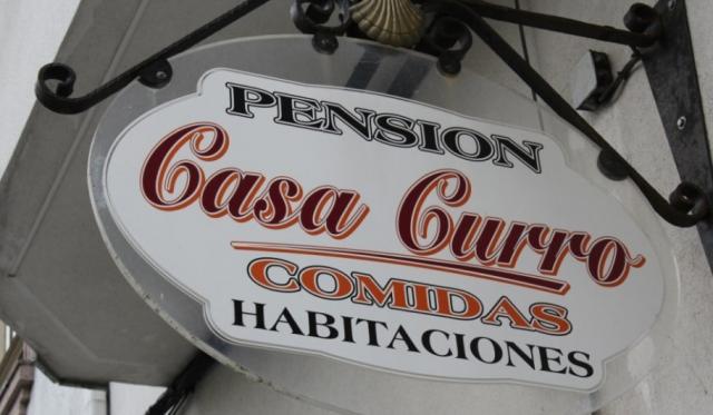 Pensión Casa Curro ©Street View