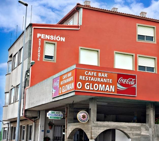 Pensión O Gloman ©Street View