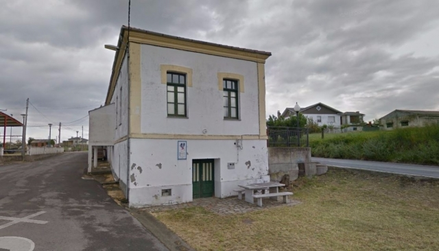 Pilgrims' Hostel in Castropol