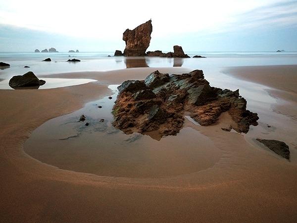 Playa de Aguilar - Wikimedia/Luis Afuente Agudín