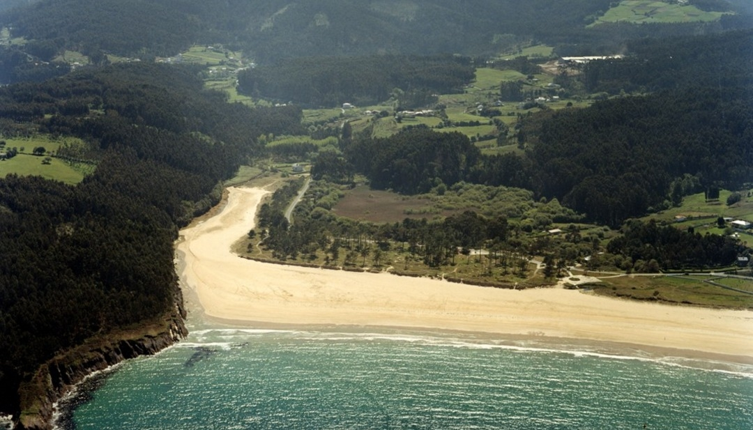 Playa de la Abrela