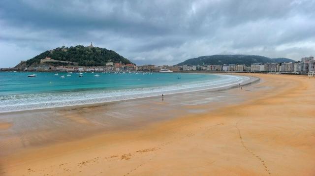 Playa de la Concha | San Sebastián