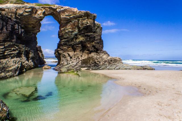 Playa de las Catedrales - iStock