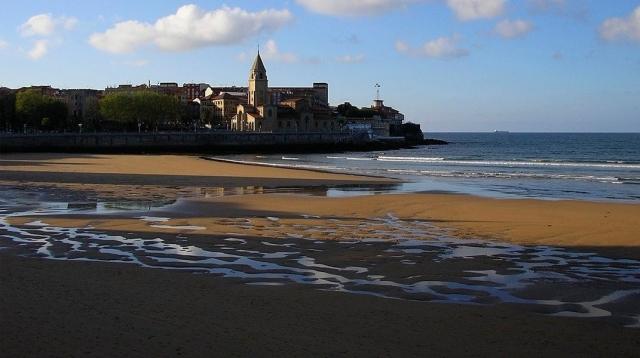 Playa de San Lorenzo | Gijón