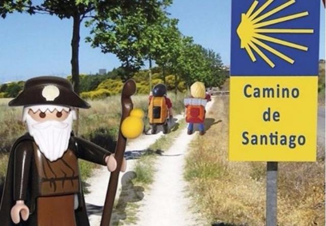 Playmobil en El Camino