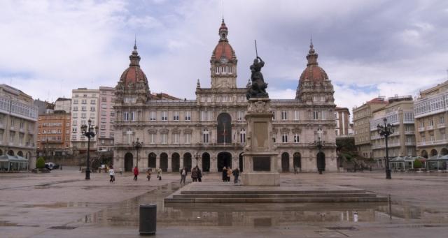 Plaza de María Pita de A Coruña | Wikimedia Commons