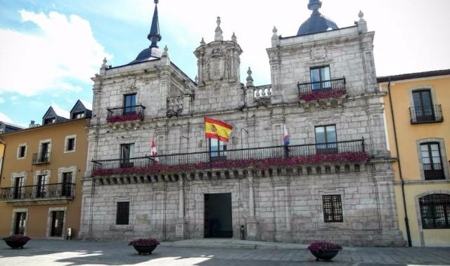 Ponferrada town hall