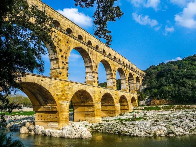 Pont du Gard - Pixabay