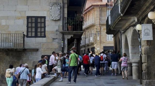 Pontevedra - LUZ CONDE