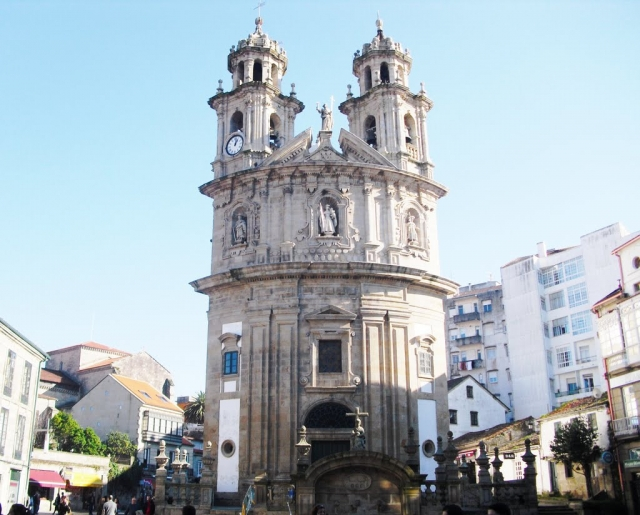 Pontevedra ©Panoramio / amadeus2050