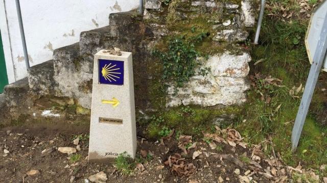 Portomarín, un embudo en el Camino de Santiago