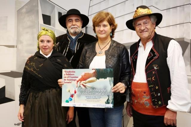 Presentación del II Encuentro de Etnografía y Folklore Ciudad de León | Foto: Ayto. de León