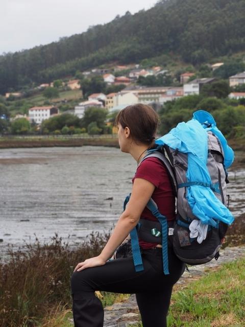 Primera etapa del Camino Inglés: Ferrol - Pontedeume, por Dernhelm