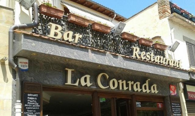 Puente La Reina - Bar Restaurante La Conrada