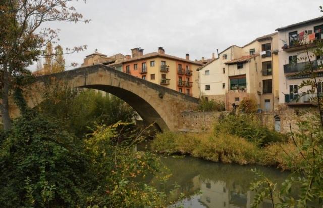 Puente Picudo de Estella