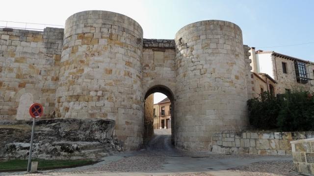Puerta de doña Urraca - Borjaanimal/Wikipedia