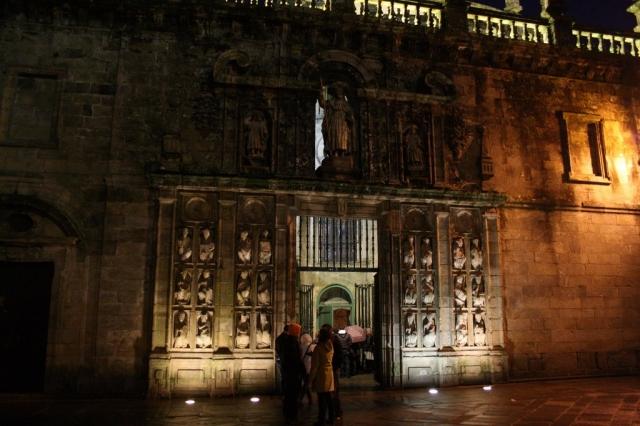 Puerta Santa a la Catedral de Santiago - Contando Estrelas Flickr