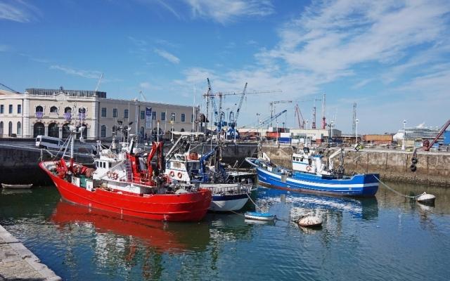 Puerto de Santurtzi, nueva escala del Camino de Santiago del mar