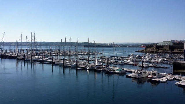 Puerto Marina Coruña
