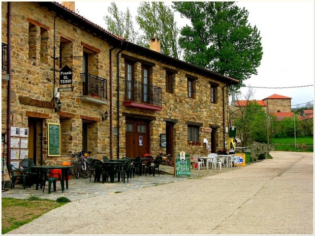 Rabanal del Camino ©Panoramio /Karp Panta