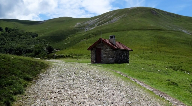 Refugio de Izandorre