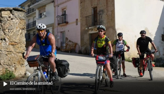 Reportaje Camino de Santiago Estella-Logroño