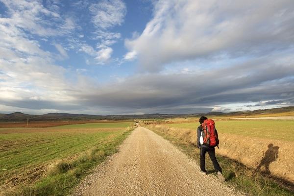 Rescued a pilgrim lost in Combarro