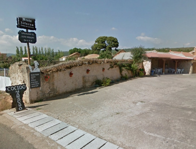 Restaurante Asturum ©Street View