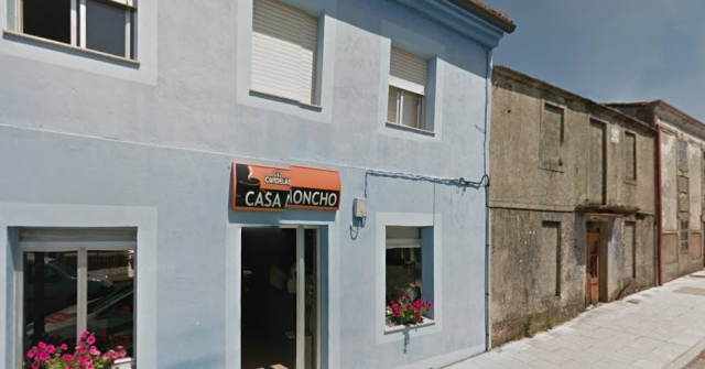 Restaurante Casa Moncho, Boimorto ©Street View