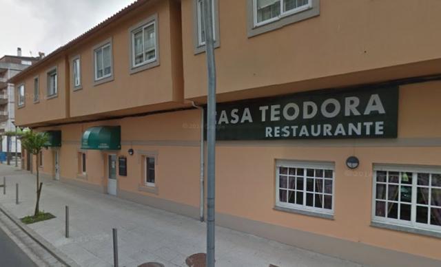 Restaurante Casa Teodora ©Street View