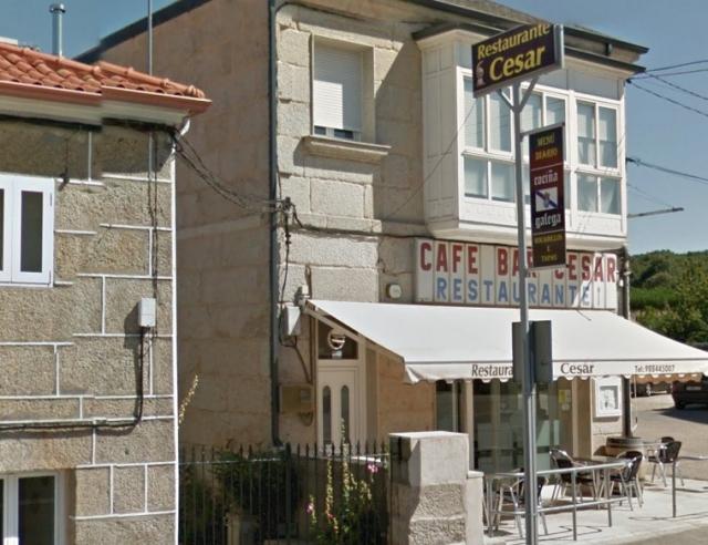 Restaurante César ©Street View