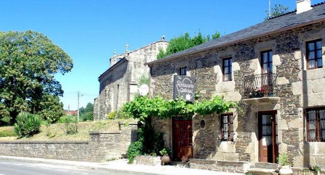 Restaurante Galicia, Baamonde ©Street View
