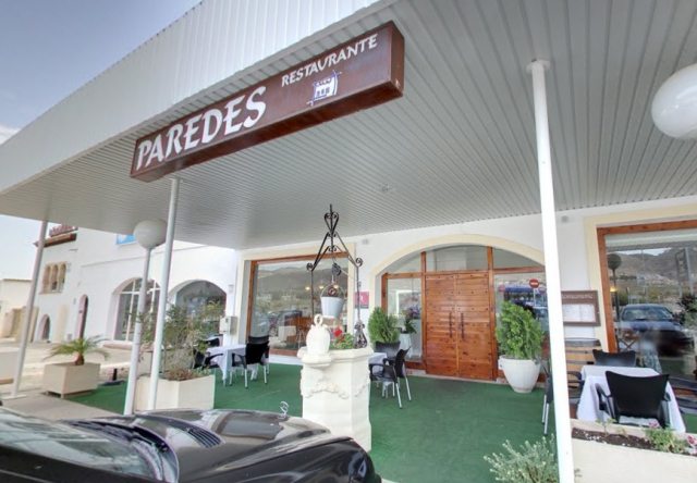 Restaurante Paredes ©Street View