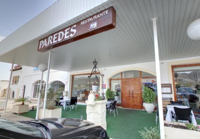 Restaurante Paredes ©Street View