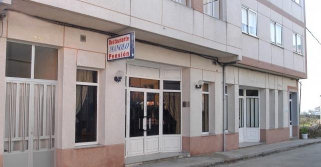 Restaurante Pensión Casa Manolo ©Street View