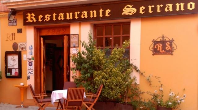 Restaurante Serrano ©Street View