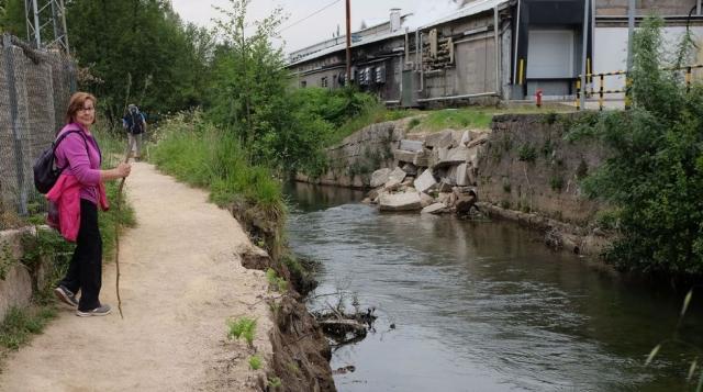 Río Louro en O Porriño - Alejandro Martinez Molina