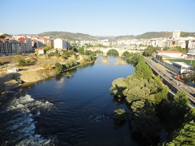 Río Miño - Glabb/Wikipedia