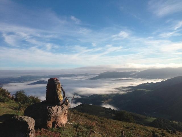 Descubre saint jean pied de port roncesvalles etapas camino de santiago - St jean pied de port to roncesvalles ...