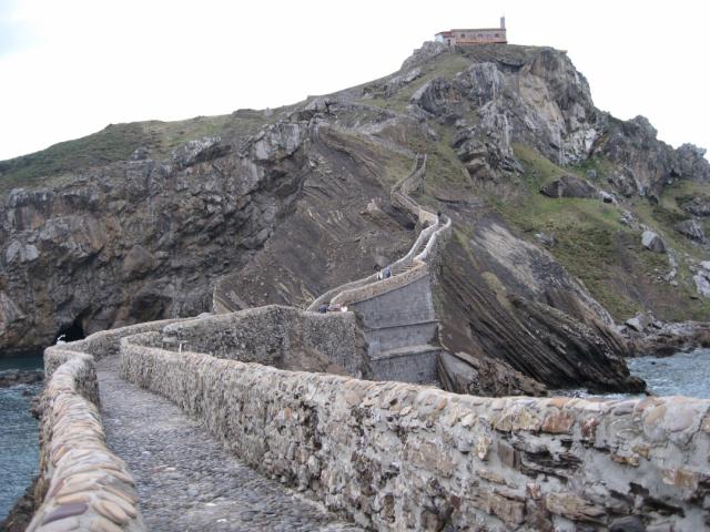 San Juan de Gaztelugatxe /wiki commons