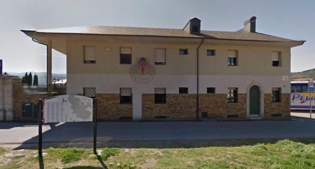San Nicolás de Flüe de Ponferrada hostel