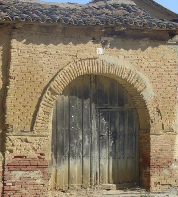 San Nicolás del Real Camino ©Panoramio Elías Zamora